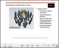 Estudio blogs, influencia, publicidad