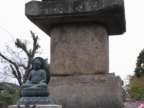 般若寺(十三重石塔)-06