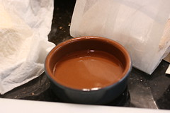 water dip bowl