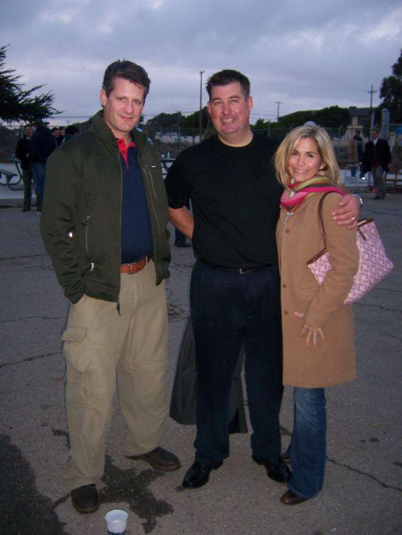 Jason, Pete, Leah