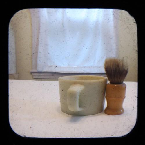 Day 063 - 11/06/2008 Still Life With Shaving Brush