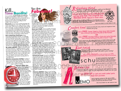 Article and Coupons
