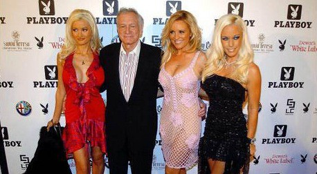 Hugh Hefner & Women