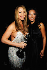 alicia keys & mariah carey