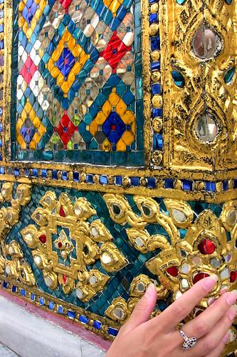 Tiles of Wat Pho