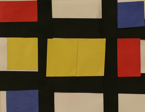 Jay's primary colored rectangles and squares