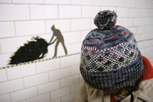 Double Irish Chain Hat