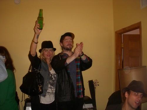 Jenny and Glen