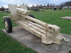 D30 (grobianischus) Tags: 30 museum army us d maryland m aberdeen artillery iraqi ordnance howitzer 122mm d30m