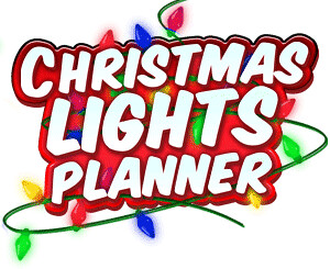 See Christmas Lights Planner