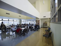 Mission Creek dining room