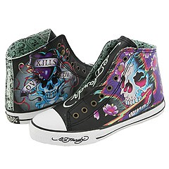 70814c05bcbcdc Women s Ed Hardy Shoes and Boots  Women s Ed Hardy Shoes and Boots ...
