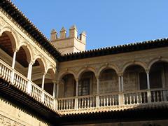 Sevilla (Graça Vargas) Tags: canon sevilla spain ph227 realesalcázares graçavargas ©2008graçavargasallrightsreserved 1800100109
