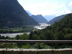 Udine Friuli Venice: Moggio Udinese - MUEC', panorama moggio alto5