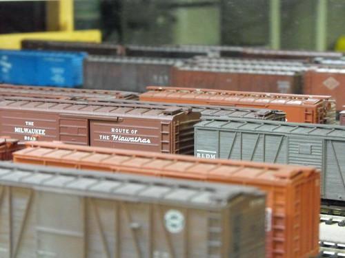 ho model trains