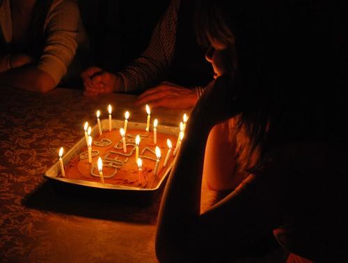 Seventeen candles
