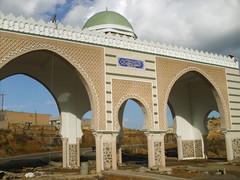 l'entre du nouvel pole urbain a medea (m_bachir-   -) Tags: algeria universit pole algerie medea nouvel urbain
