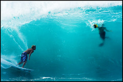 (Kanaka Menehune) Tags: hawaii photographer oahu surfer surfing northshore backdoor banzaipipeline surfphotography