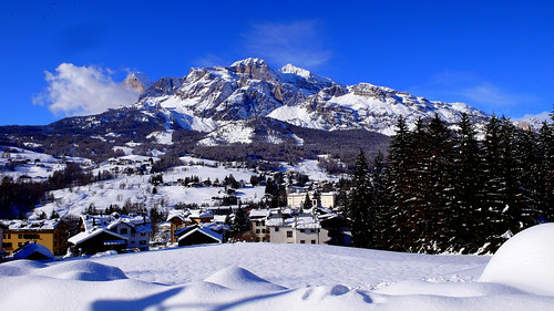 Cortina: the Pearl of dolomites