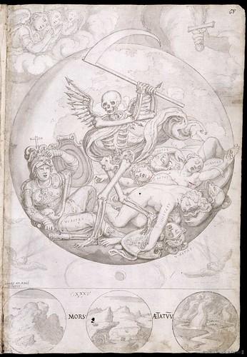 De Aetatibus Mundi Imagines -  Francisco de Holanda (1545-1573) b
