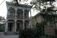 Edgar Degas' House in New Orleans