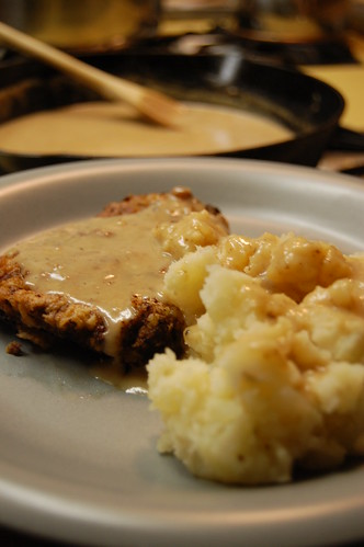 Chicken Fried Steak (3)