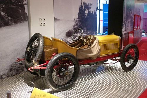 L1042231 - Chequered Flag: Hispano Suiza cr45 Alfonso XIII (1910) (by delfi_r)