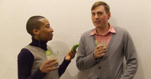 Anita interviews Philip