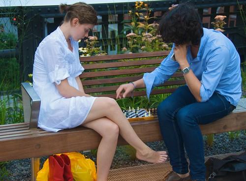 park newyork boots manhattan chess barefoot westside wristwatch highline