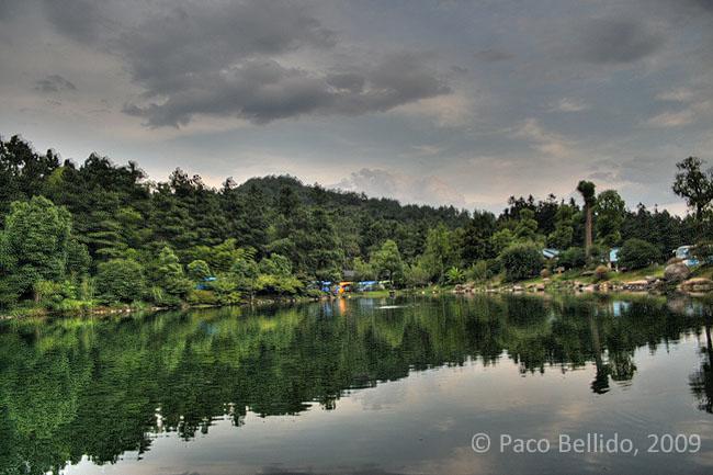 Una vista del lago. © Paco Bellido, 2009