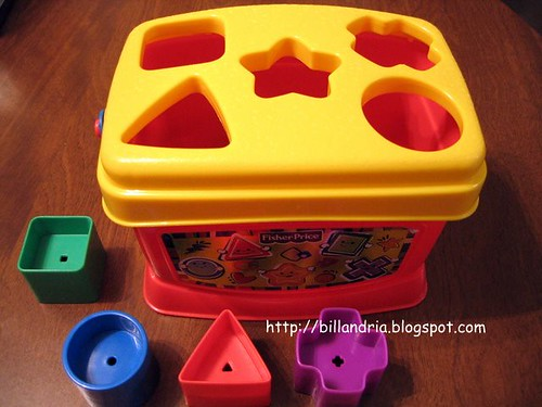 Fisher Price Brilliant Basics Baby's First Blocks