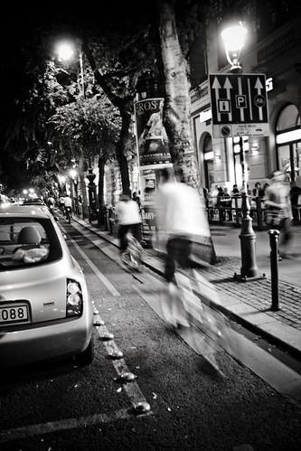 Budapest Bike Lane_1