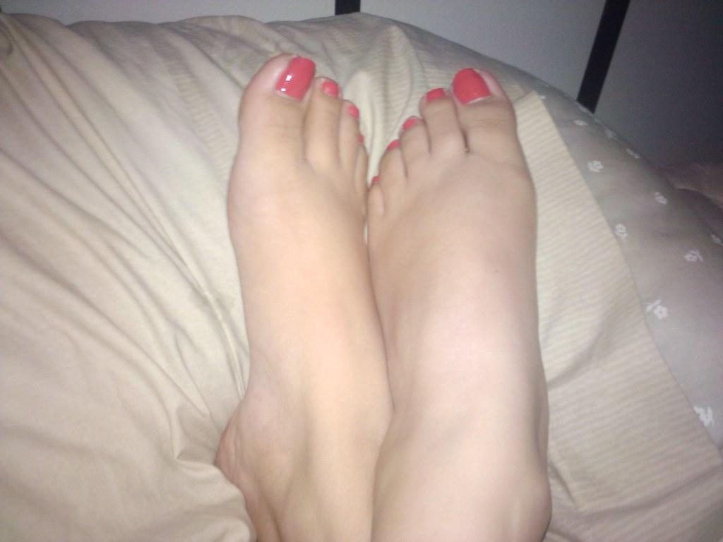 Adriana Chechik Foot Fetish