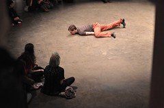 Arturo Vidich performs (AT1 Projects) Tags: