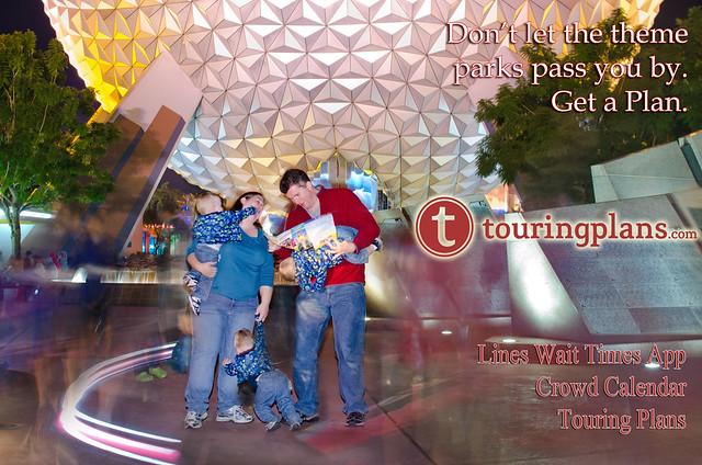 Get A Plan. TouringPlans.com.