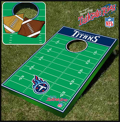 Tennessee Titans Bean Bag Toss Game