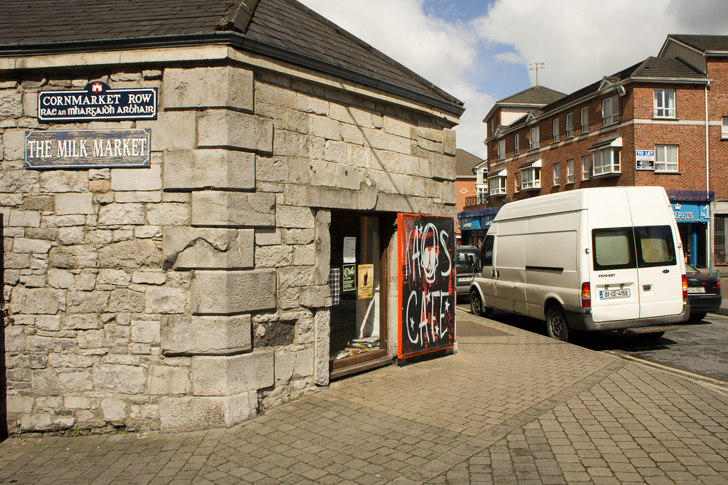 Limerick - Cornmarket Row (Kaos Cafe)