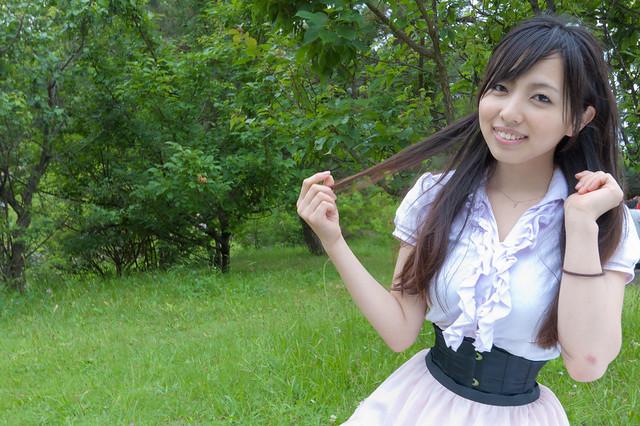 坂上麻美@葛西臨海公園 2011.06...