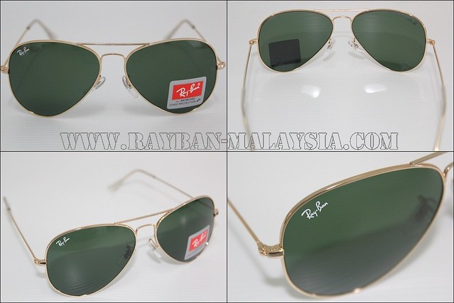 Aviator-Gold Green COMBINE