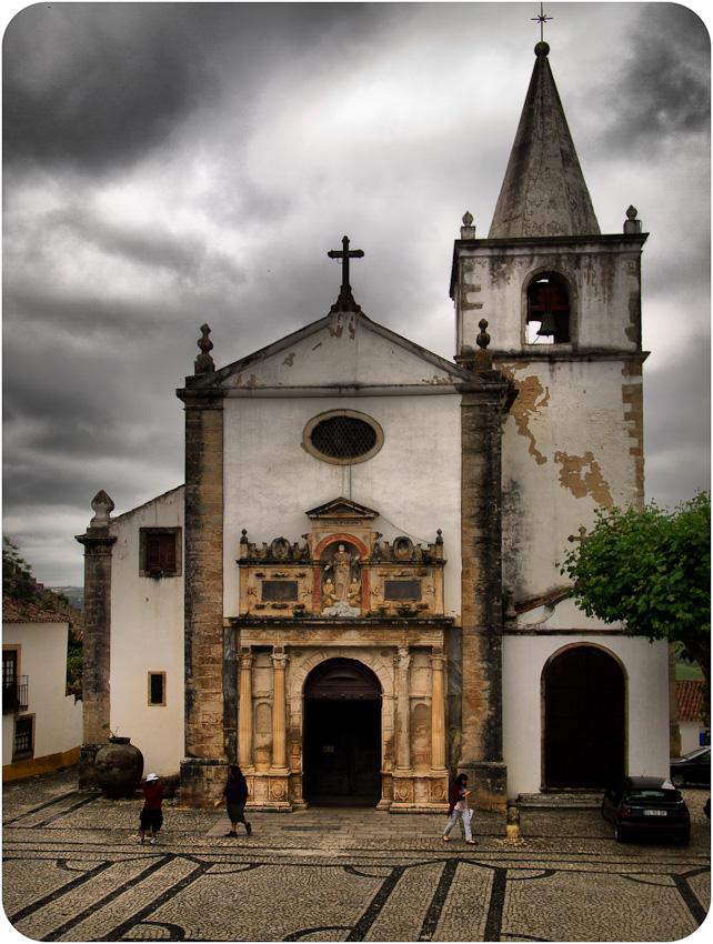Église Santa Maria à Óbidos