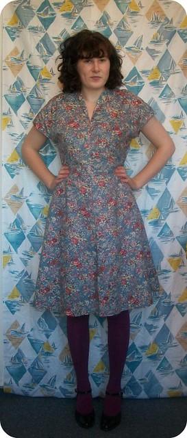 McCall 7622 Dress