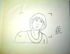 The Herculoids Hanna-Barbera animation pencil art #H106 (Nemo Academy) Tags: original hanna drawing herculoids barbera the