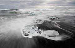 IMG_8899 (Rudge B) Tags: longexposure ice beach canon eos iceland sigma lee iceberg filters 1020 jkulsrln 400d