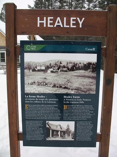 Healy... Gatineau's newest ski chalet