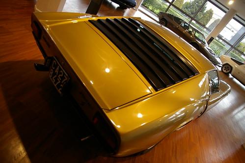 Lamborghini Miura by Pablo