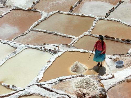 Un Mar De Sal En La Monta 241 A En Per 250 101 Lugares Incre 237 Bles
