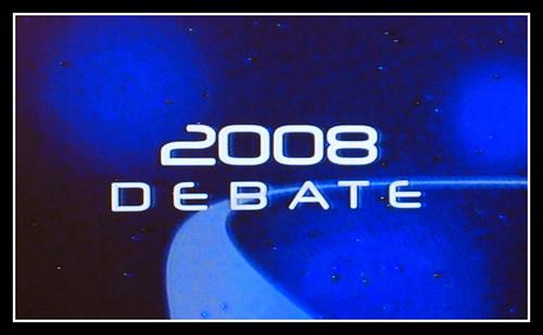 Cartel del Debate