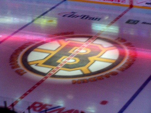 logo at center ice by ztil301.