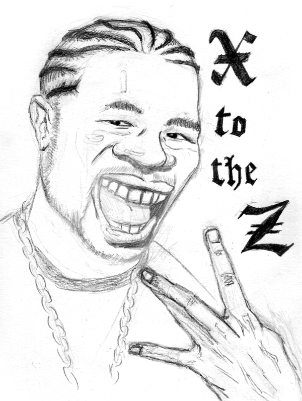 Caricature 003
