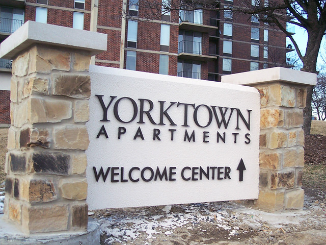 Monument Signs   Architectural Signage – Impact Signs Chicago